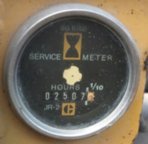 1988 CAT V50D LP Forklift 5000 lb Capacity (950081)
