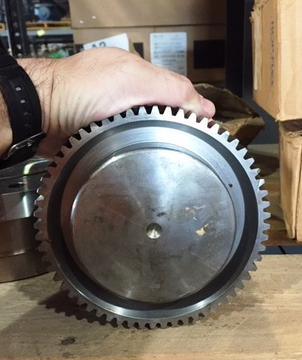 Kop Flex Size 3 Gear Coupling Sleeves & Hubs