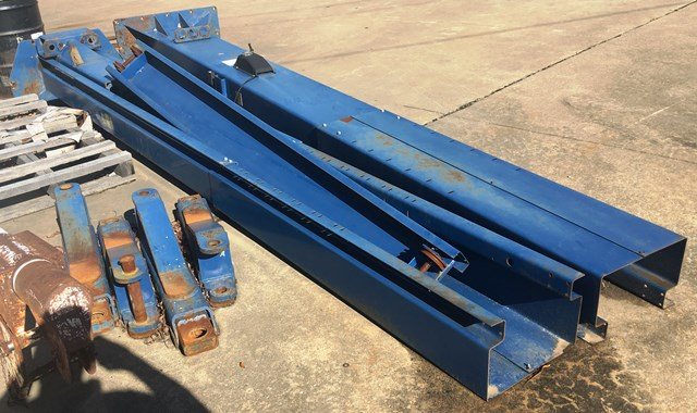 Rotary SP016 Two Post Lift, 16000 lb. Capacity