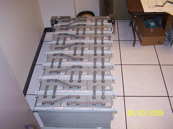 Gnb Absolyte Iip Sealed Batteries 48v Battery Banks 2 Sets