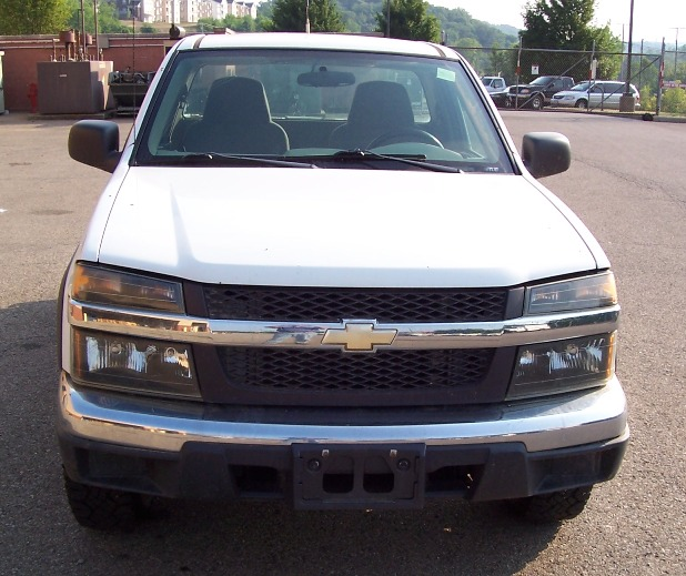 2005 Chevrolet Colorado 4WD (240932