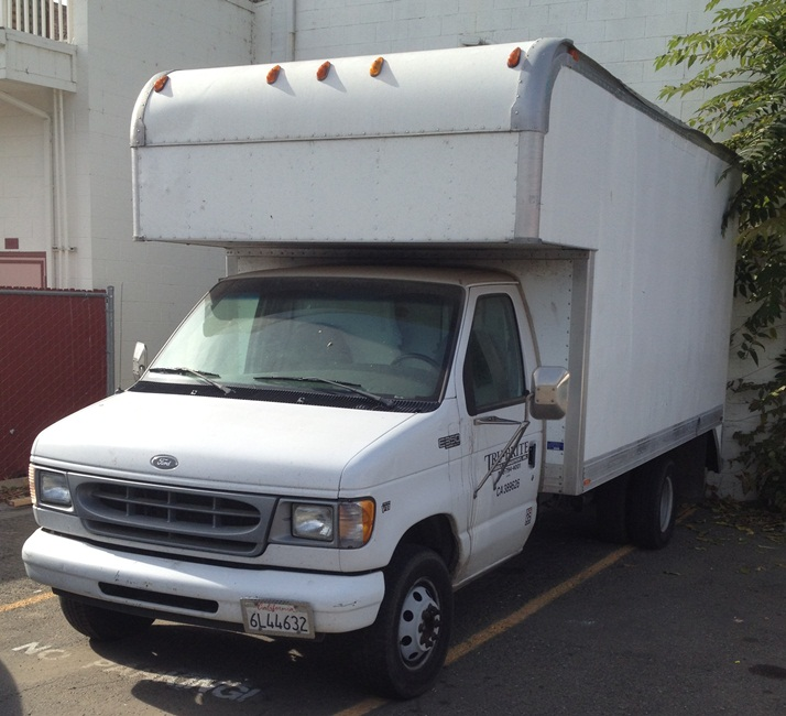 2000 Ford Econoline E350 Super Duty DRW Box Truck (590169