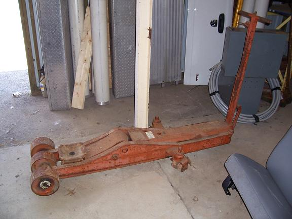 Lift Weaver Floor Jack 20 Ton Capacity