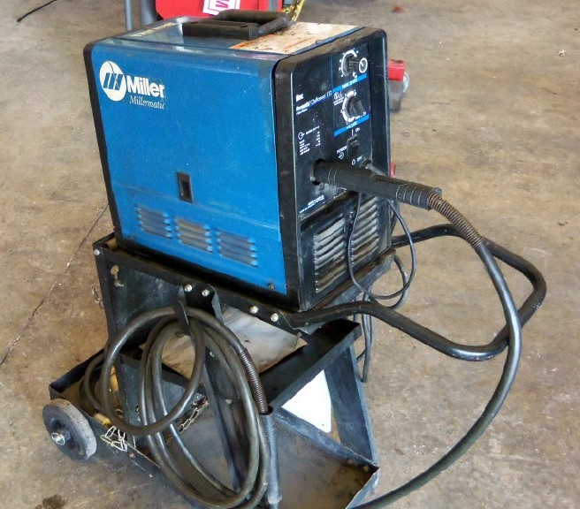 Miller Welders For Sale >> Miller Mig Challenger 172 Welder