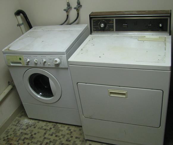 Used Sears Washer & Dryer Combination