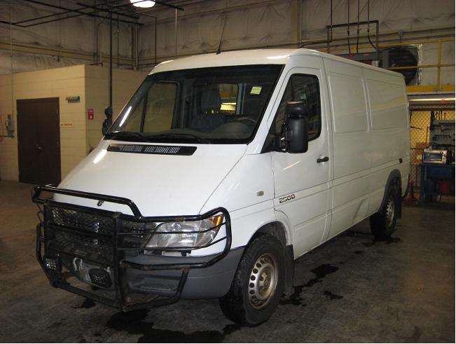 Aep Ohio Login >> Dodge Sprinter 2500 HC 3/4 Ton Van 4x2