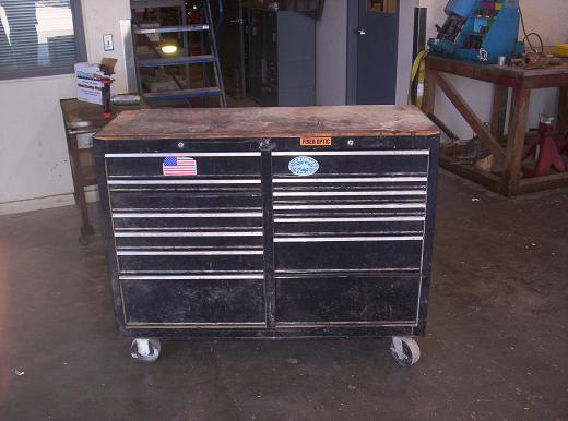 craftsman 14 drawer tool chest 1