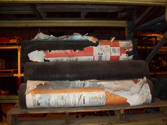 Miscellaneous Roofing Materials